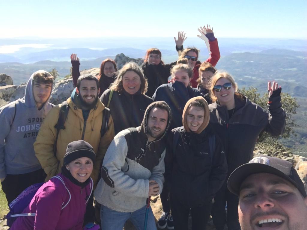Veggie Walkers – un gran día en los Alcornocales