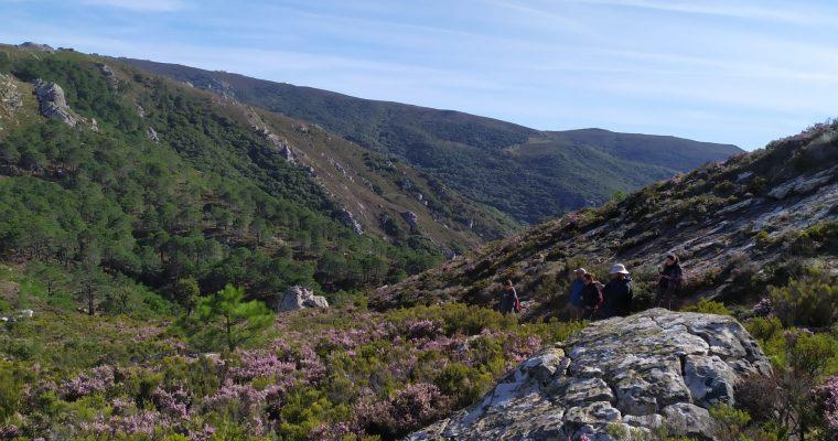 Veggie Walkers – subida a Picacho en los Alcornocales