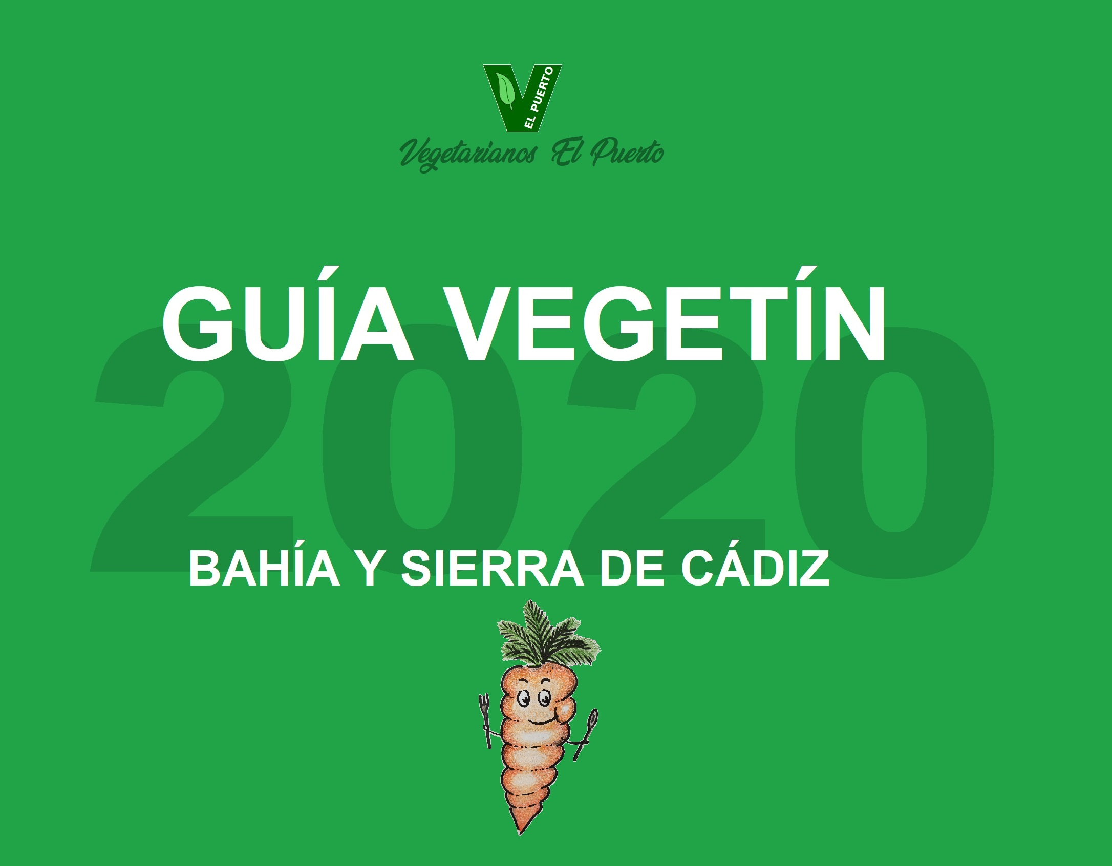 La Guía Vegetín 2000 – el nuevo logotipo ha llegado!