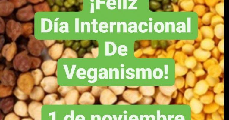 El Día Internacional de Veganismos