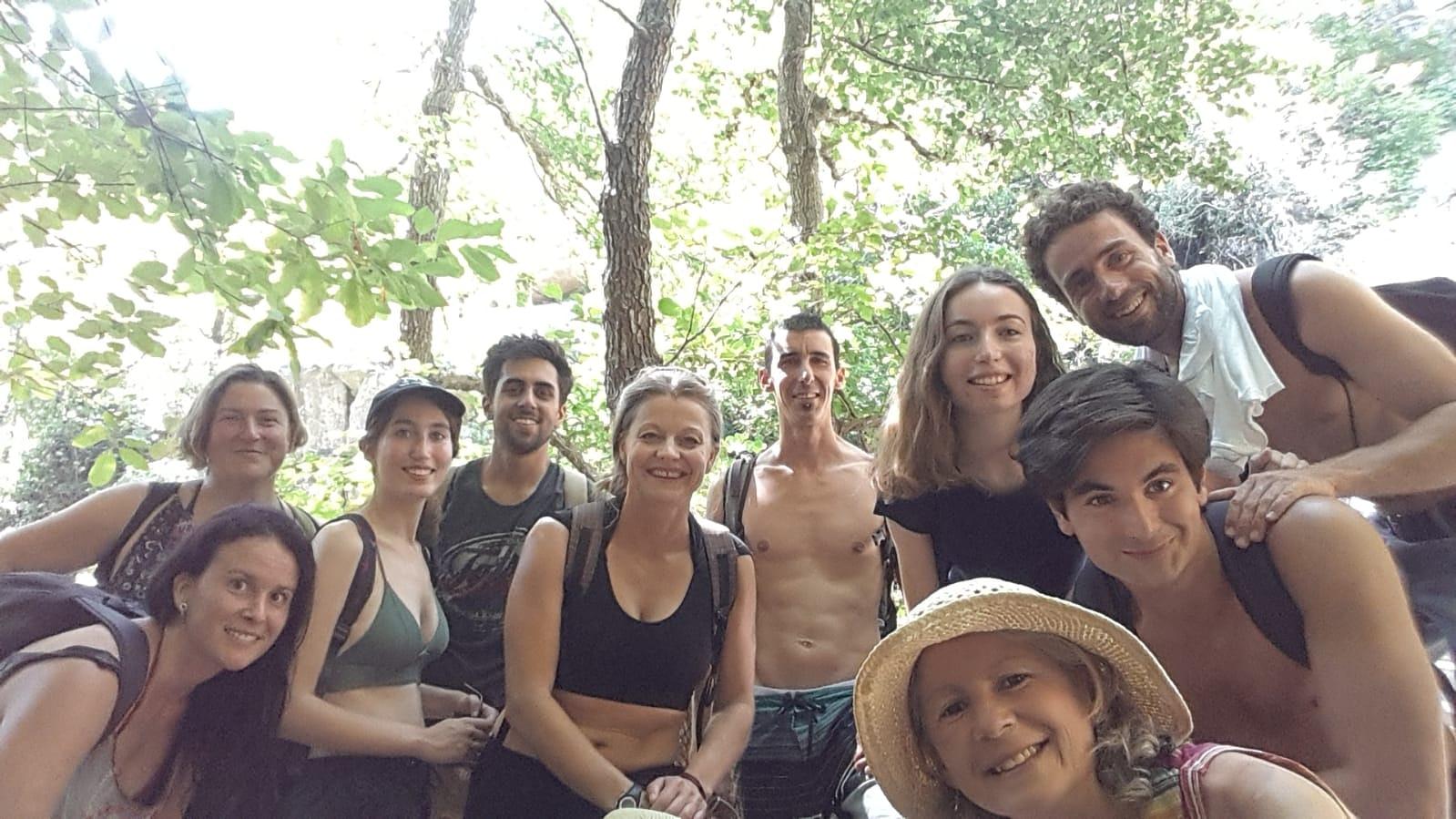Veggie Walkers – la ruta de la miel, Algeciras 14/07/2019