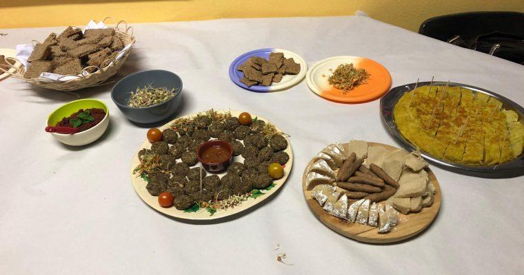 Cata 07 noviembre          Jueves Vegetal Recetas!