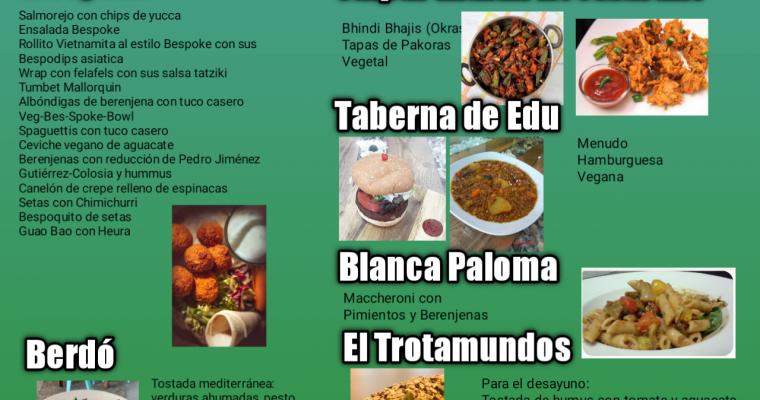 Guía Vegana Semanal 27 – 3 de diciembre