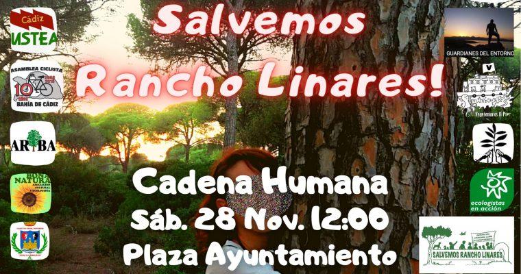 Salvar nuestra naturaleza en El Puerto!